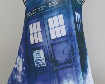 Dr. Who Tardis Blue