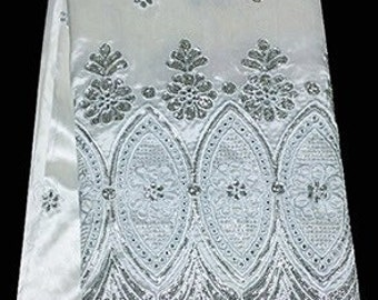 Whiter George Lace