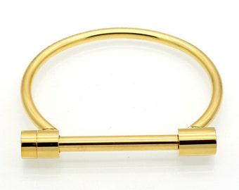 Screw N Lock Bracelet