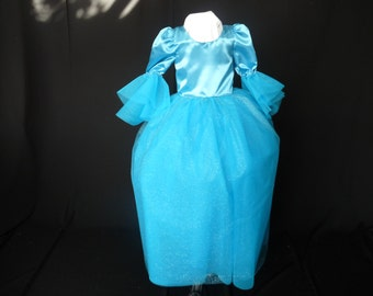 princess dress, costume