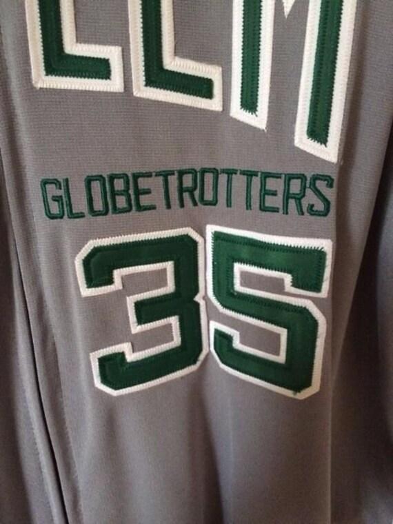 low priced 15741 f3508 new Platinum Fubu jersey Harlem Globetrotters by 90shiphopfashion