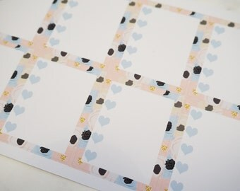 Lotty Floral Checkboxes