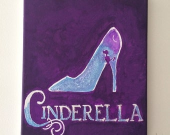 Cinderella on Broadway Playbill Cover