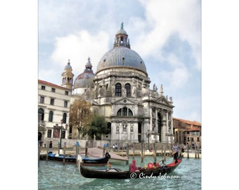 Dreamland  (Grand Canal, Venice)