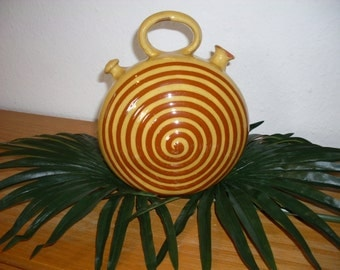 Retro vase Greece - signed