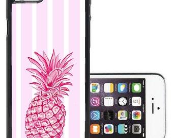 Pineapple Stripes on iphone 5/5S/SE/6/6S