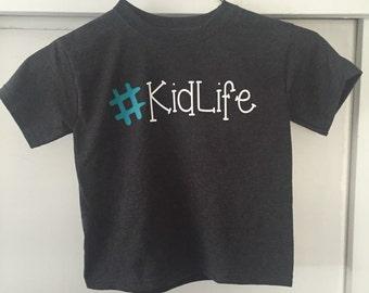 Hashtag KidLife Boys Tee