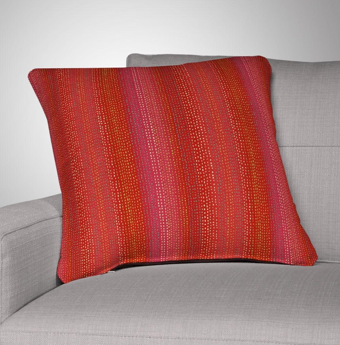 Robert Allen Throw Pillow Cover Speckled Fun Pillow Cover