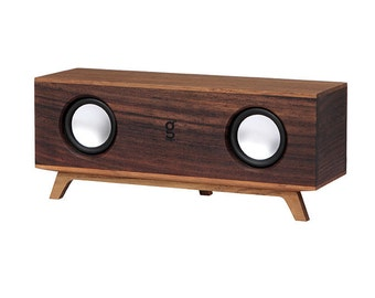 SPiKO Wooden Bluetooth Speaker