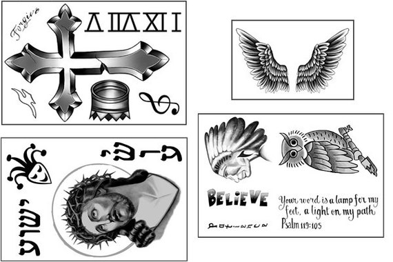 Justin bieber temporary tattoo bundle for Justin bieber fake tattoo sleeve