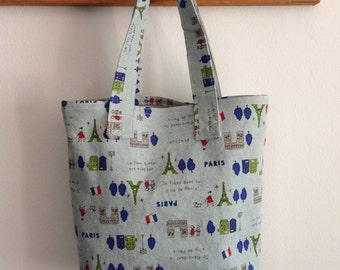 The Paris Stroll Tote