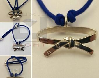 JIU JITSU Bracelet, Jiu Jitsu Belt, BJJ, Brazilian Jiu Jitsu, Martial Arts Accessories, Martial Arts Jewelry, Sport Accessories, mma, ufc