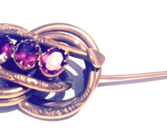 1916 French Antique brooch From Paris - Europe