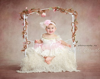 digital backdrop , background  newborn  girl  or todler