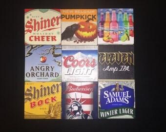 Set of 4 Tile Drink Coaster