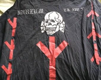Burzum Einsatzkommando Long Sleeve Shirt