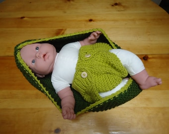 Pea in a Pod Cocoon set