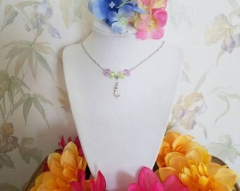10 Pieces - Mermaid Necklaces.