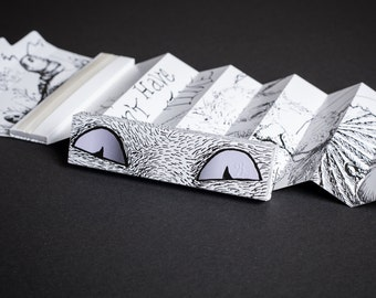 Artist Papes designed by Isabel Lowak