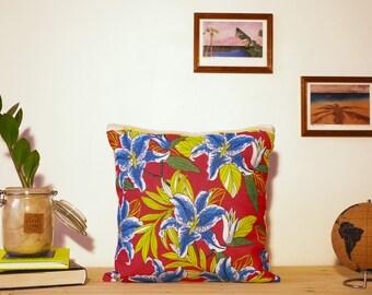 Cushion cover / Pillow BEIJA-FLOR