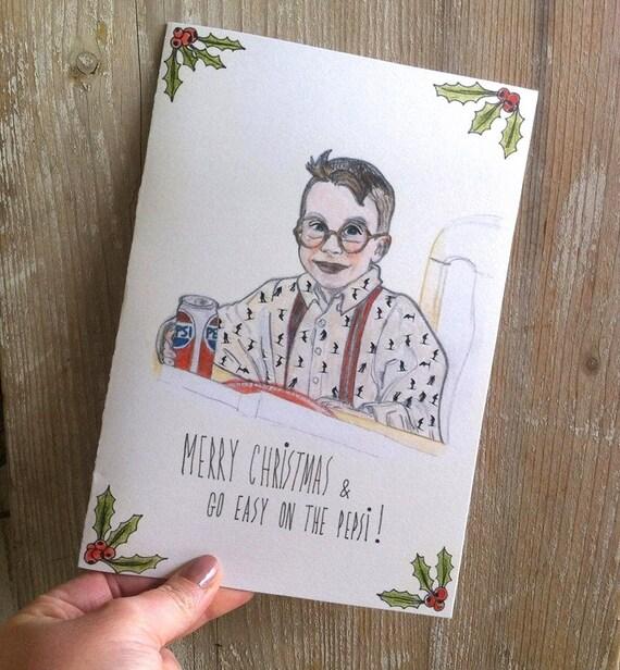 Home Alone Christmas Card Fuller McCallister Go By