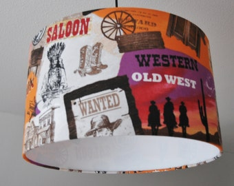 """Ceiling lamp """"old West"""""""