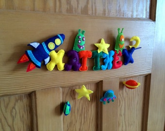 Customised Name Signs