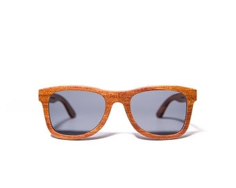 Ofey & Co. Rosewood handcrafted wooden sunglasses