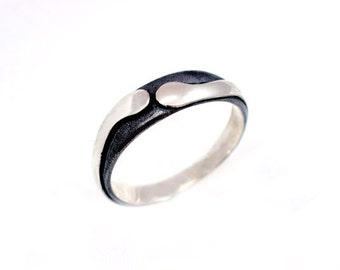 Ring Silver XEILABRÓ