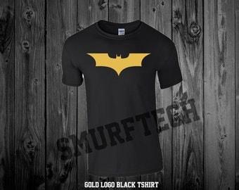 BATMAN DARK KNIGHT Crewneck T-Shirt