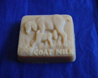 Linda's Goat Milk & Honey Soap-Doe with Kid