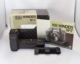 Contax 159 Winder W-7 EX+
