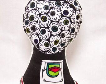 Eyeball Gum-ball Machine