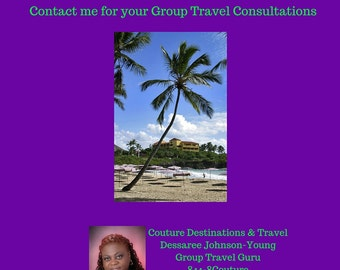 Group Travel Consultation