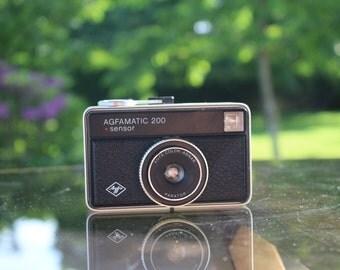 Camera Agfamatic Sensor 200