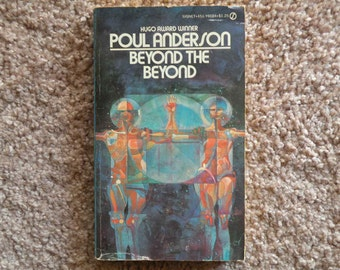 Beyond The Beyond by Poul Anderson [1969 - paperback]