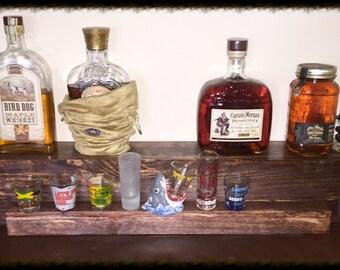 Two Tier Bar Shelf