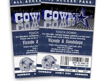 il_340x270.995336480_dkq9 dallas cowboys invitations etsy,Dallas Cowboys Birthday Invitations