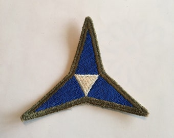 Vintage WWII Army Patch 3rd Corps