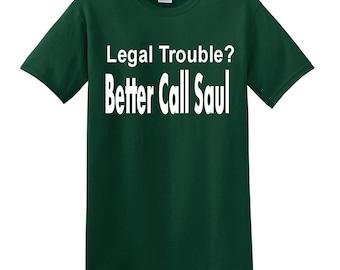 Better Call Saul T Shirt 100% cotton T-shirt
