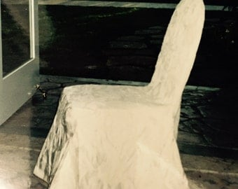 Chair covers, wedding, party