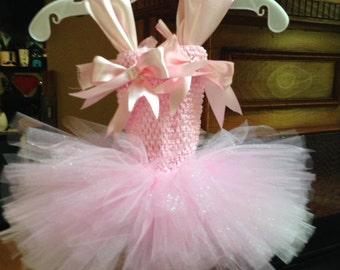 Ballerina Pink tutu dress