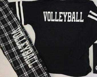 Volleyball Pajama Set
