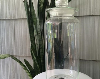 Large Antique Apothecary Jar