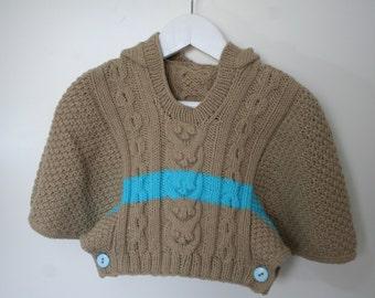 Coat of blue streak