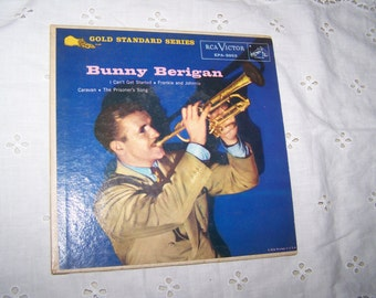 Bunny Berigan EP 45 rpm Record