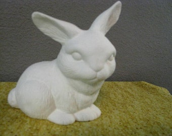 Small Ceramic Bunny