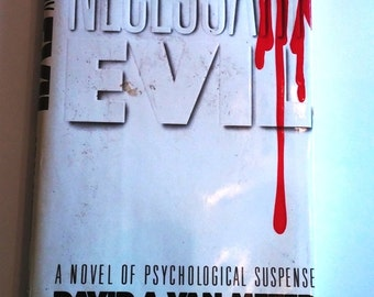 Necessary Evil by David A. Van Meter  Hardcover