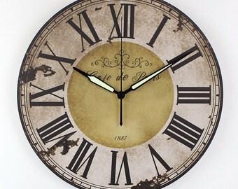 Vintage Wall Clock-1887