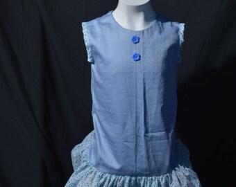 Girls dress, size 8